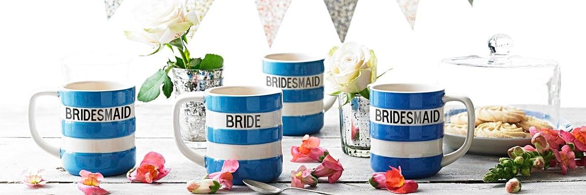 Wedding Gifts Cornishware Classic British Kitchenware By Tg Green